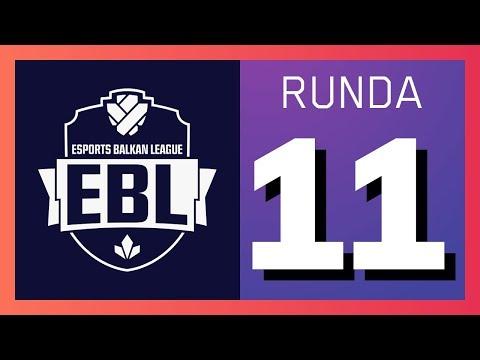 EBL LoL Runda 11 - ASUS vs Crvena Zvezda w/ Sa1na, Mićko i Đorđe Đurđev