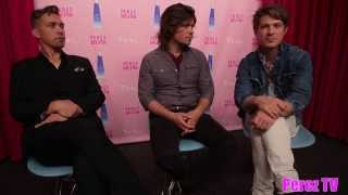 Hanson Chats About Darren Criss, North West, New Music & Boy Bands!!