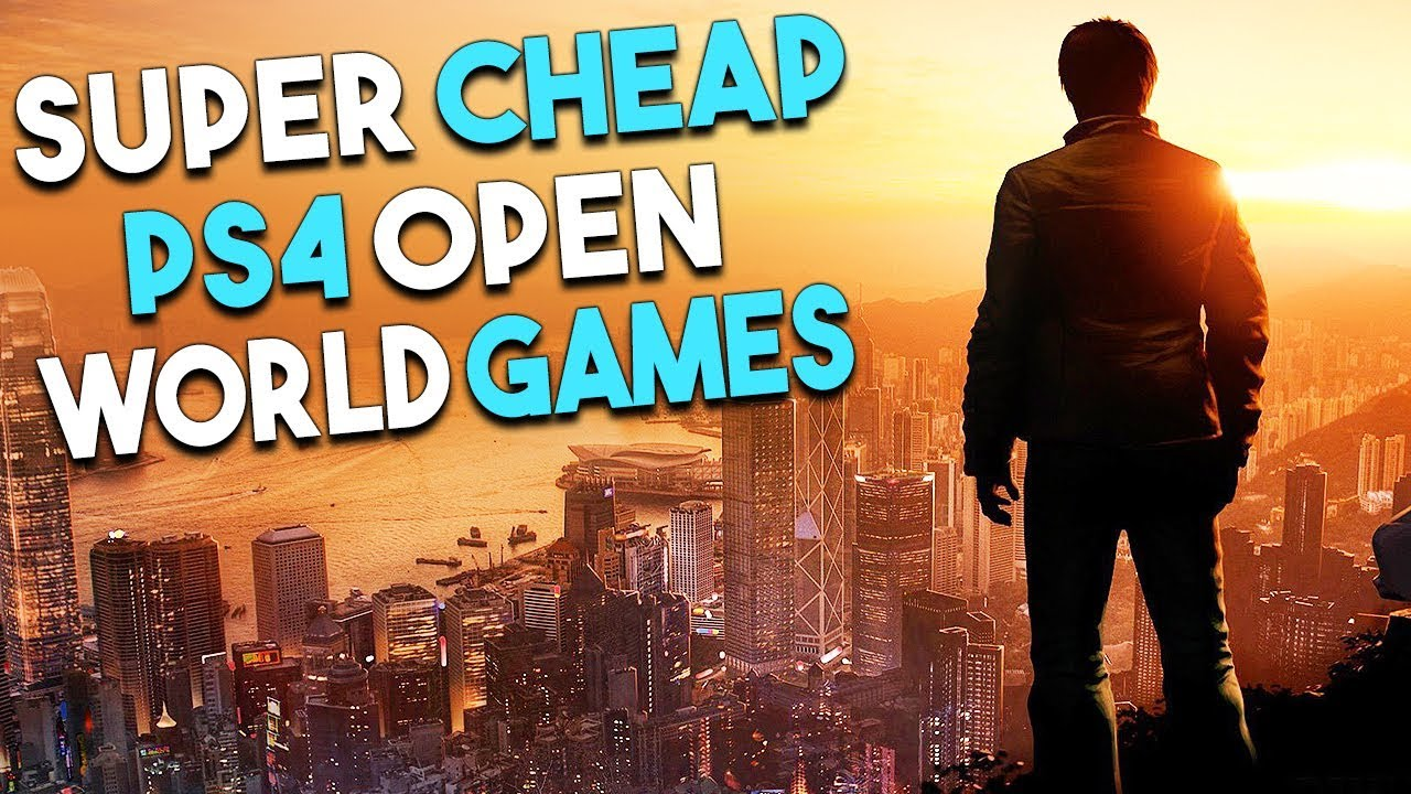 5 super cheap ps4 open world games you should play youtube. Black Bedroom Furniture Sets. Home Design Ideas