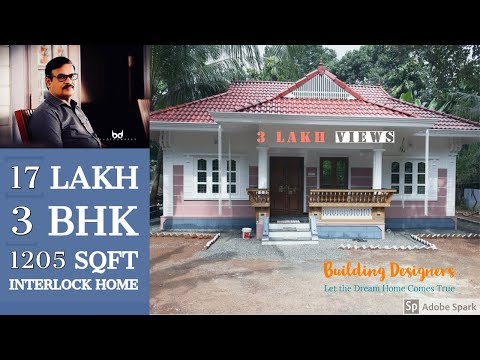 3 BHK || Kerala Model Home || BUdget Home || Full Episode || 02.10.19 ||