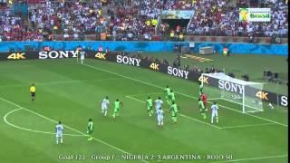 видео Германия 1-0 Аргентина - Финал Чемпионата Мира 2014 HD