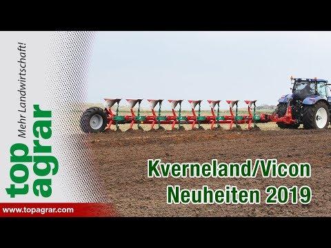 Kverneland/Vicon Präsentiert Neuheiten Zur Agritechnica 2019