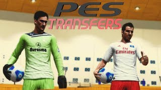 Gambar cover Transfer Deadline Day Signings Unveiled feat. Essien & Lloris