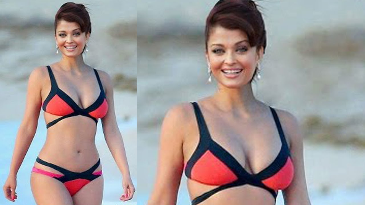 Aishwarya Rai Hot Photoshoot Scene Compilation - Movies -4425