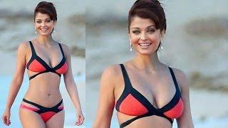 Aishwarya Rai Hot Photoshoot Scene Compilation - Movies - Bed - Sexy - Bikini - Hollywood  - 2016
