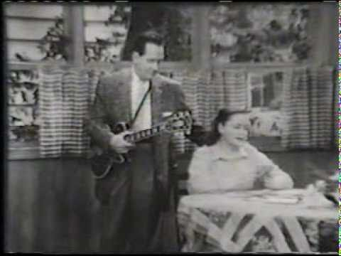 Les Paul & Mary Ford - Stompin' At The Savoy & I'm Confessin'