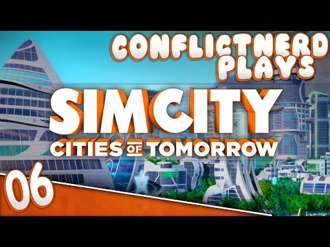 SimCity: Cities of Tomorrow - Quantum Physics Annex [#6]