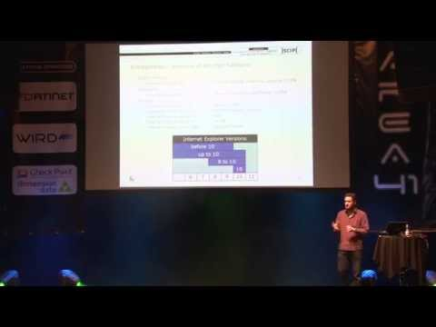 Area41 2014: Marc Ruef: Tracking and Consolidating Security Vulnerabilities