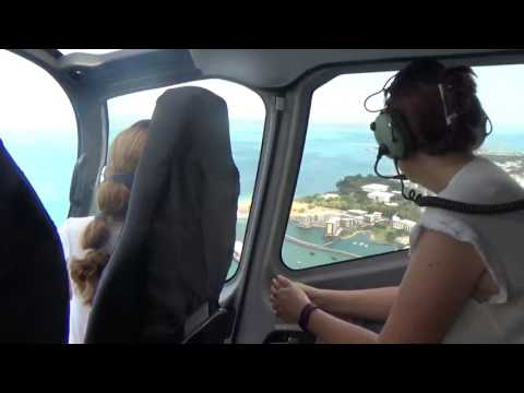 Chopper Take Off And Tour Of Darwin With Nautilus Aviation