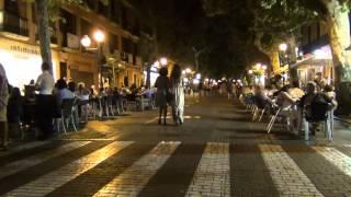 Denia (Alicante - Spain) Que hacer de noche