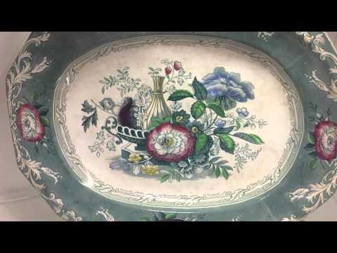 Plain City Auction - December 11, 2015: Antique Furniture, Collectibles, Pottery, Glass, & More