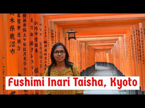 Fushimi Inari Shrine in Kyoto | Japan4Ever | Japan Malayalam Travel Vlog | Top Tourist spot in Japan