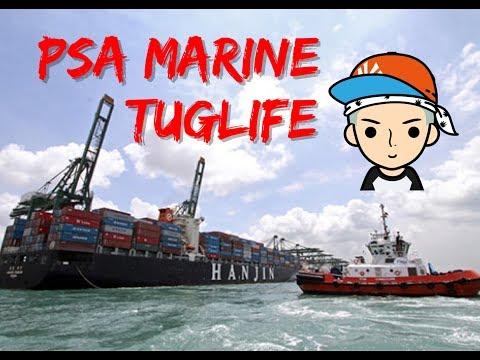 PSA Marine Singapore - Tuglife