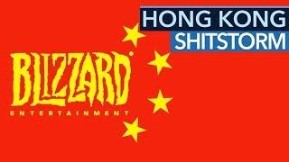 Wieviel Macht hat China über Blizzard?