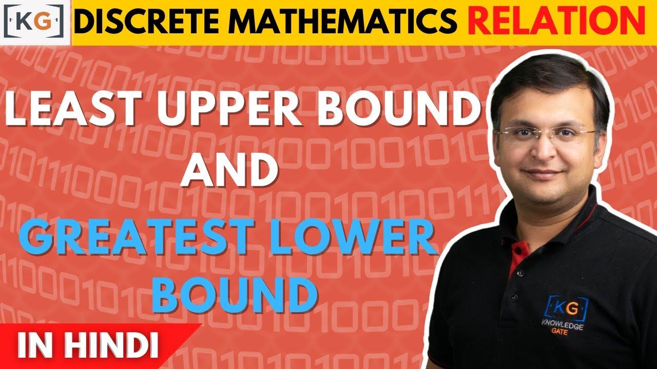 Least upper bound greatest lower bound discrete mathematics least upper bound greatest lower bound discrete mathematics part 20 ccuart Choice Image