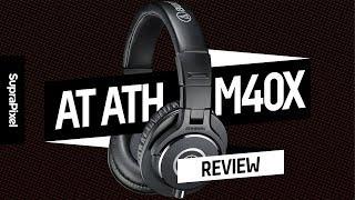 Audio Technica ATH-M40X   Buen sonido a buen precio
