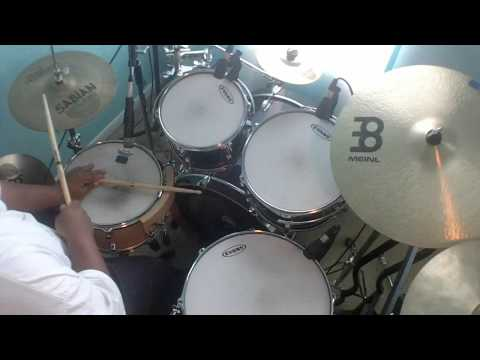 Pebbles - Always (feat. Cherrelle & Johnny Gill) (Drum Cover)