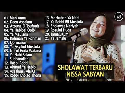 nissa-sabyan-gambus-full-album-2020