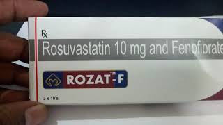 Rozat-F Tablet Full Review In Hindi
