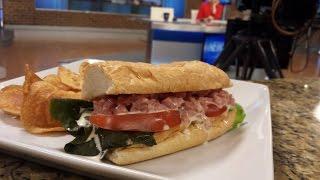 Ham Salad Sandwich  Lucky Irish Pub & Grill