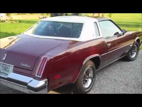 1976 cutlass original 455 classic g body garage youtube for 1976 cutlass salon