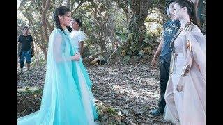 BTS BAGANI ANG PAGHAHARAP  GANDA VS GANDA, Liza Soberano at kristine Hermosa