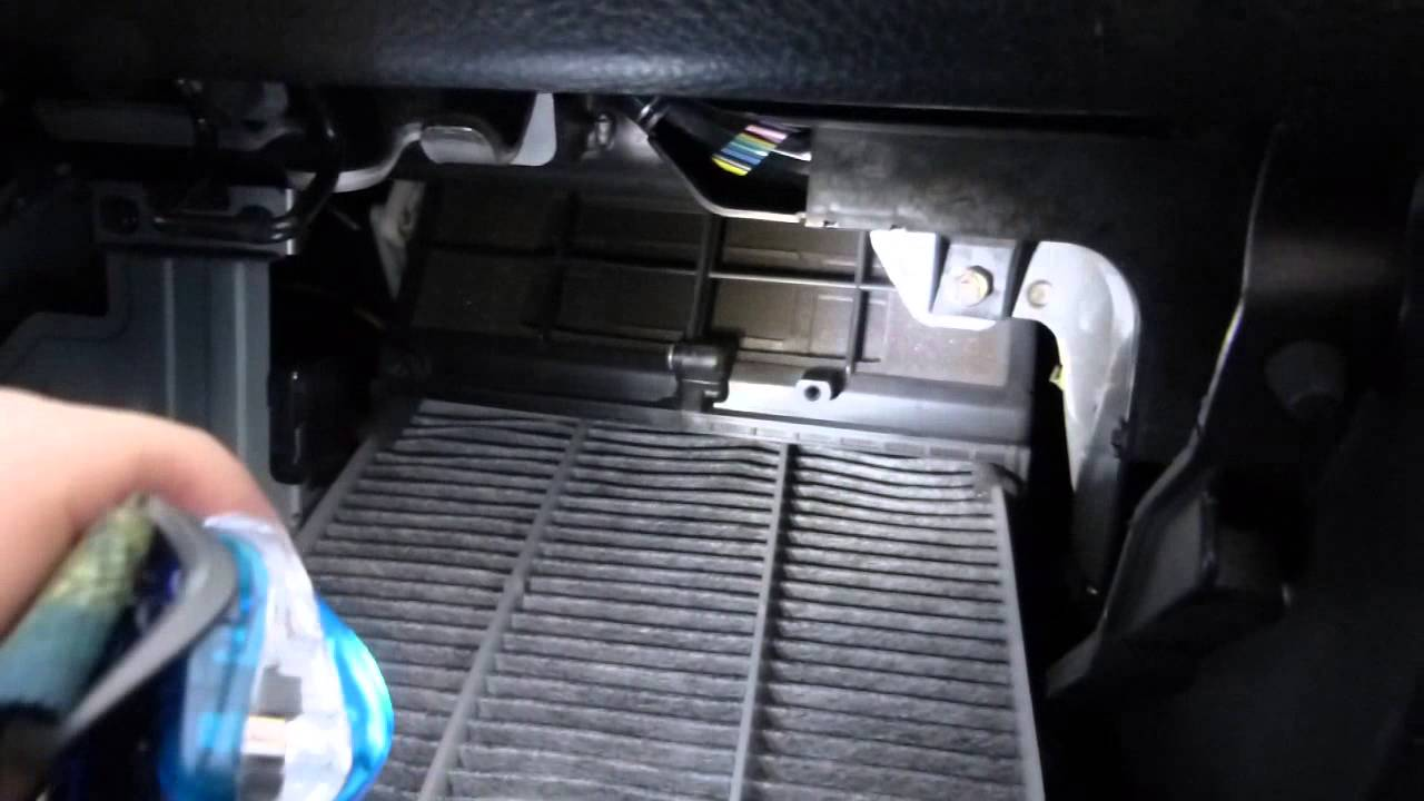 Mitsubishi Cabin Air Filter Youtube