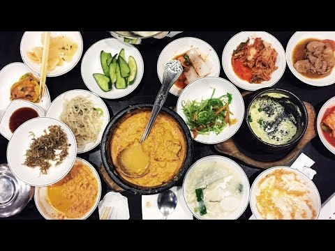 Korean Food in San Francisco