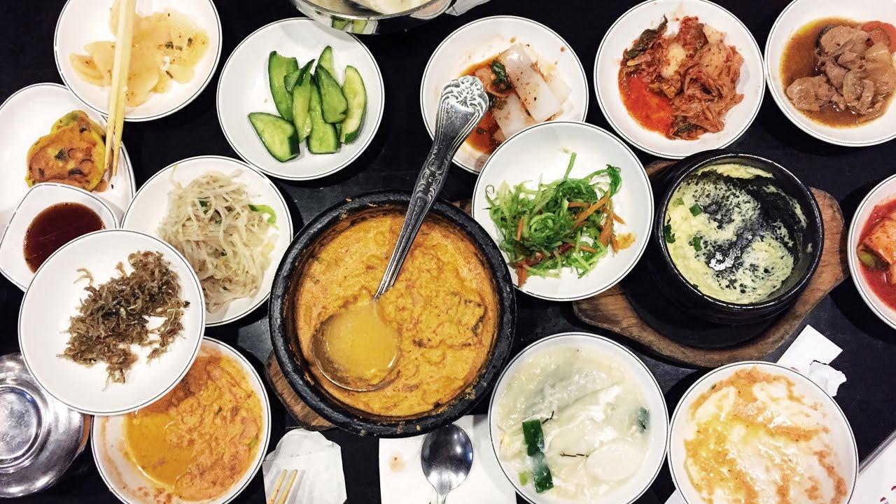 Korean Food in San Francisco