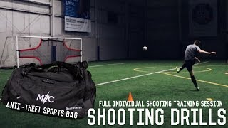 Shooting Drills For Wingers | Full Individual Shooting Training Session