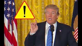 Trump Signs VA Accountability Act 2017 -