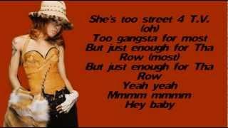 Too Street 4 TV - N.I.N.A (Left Eye) Feat. Danny Boy (Lyric Video)
