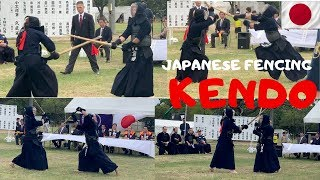 KENDO 剣道 JAPANESE FENCING🇯🇵