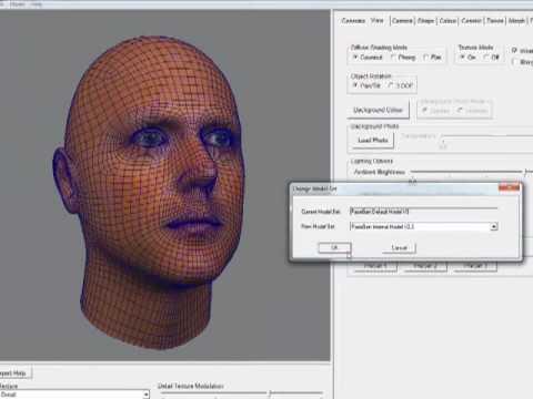 FaceGen Modeller 3 5 User Manual