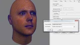 faceGen Modeller Exporting Video