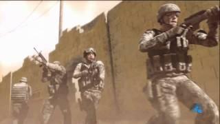 Tom Clancy's Ghost Recon - Advanced Warfighter 2 (Intro)