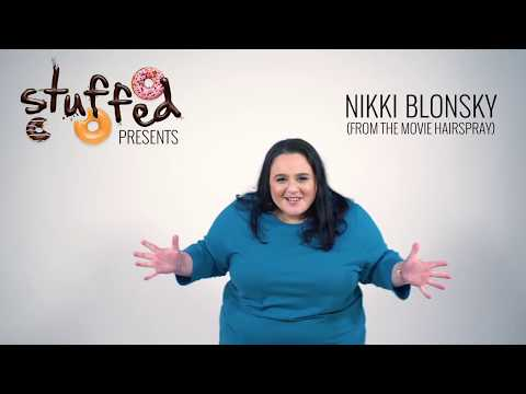 It's Nikki Blonsky from...Stuffed!