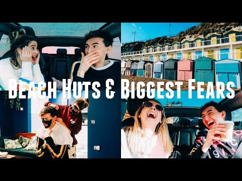 BEACH HUTS AND BIGGEST FEARS