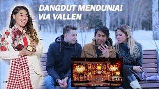 Download lagu ORANG RUSIA SALUT DENGAN VIA VALLEN - REAKSI VIDEO NYANYI DANGDUT DI MOSKOW