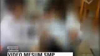 Video  Mesum  Siswa  SMP 4 Jakarta