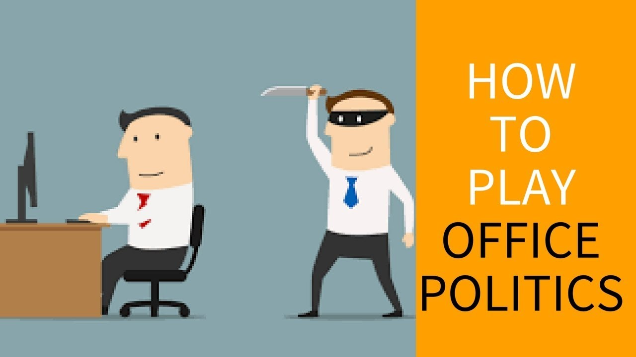 How To Play Office Politics - Clinical Trials Industry