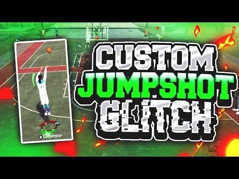 NBA2K19- NEW CUSTOM JUMPSHOT GLITCH! BEST JUMPSHOT FOR ALL ARCHETYPES!(MUSTWATCH)