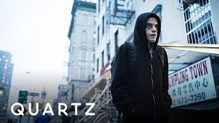 The music behind Mr. Robot