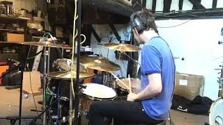 Wake Up - Circa Waves  Drum Cover