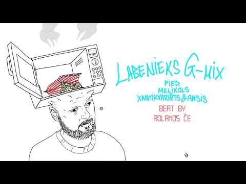 Download Eliots pied. Melikols, xantikvariāts & ansis - Labenieks G-mix
