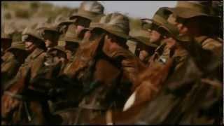 Charge of Beersheba - LIGHTHORSEMEN AUSTRALIAN CLASSIC WW1 MOVIE - TRAILER