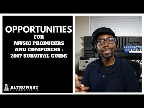 Beat Makers - Learn about Money Making Opportunities using your Music Production Skills