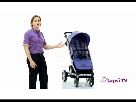 Коляска прогулочная Valco Baby Zee (Валко Бэби Зии)
