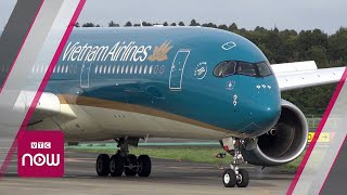 Máy bay Vietnam Airlines thay lốp vì nguyên nhân khó ngờ