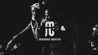"Travis Scott x Young Thug Type Beat 2015 - MeiserBeats ""Dark Thoughts"""